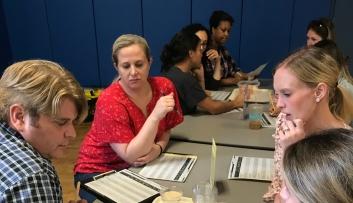 PS 8 Staff workshop