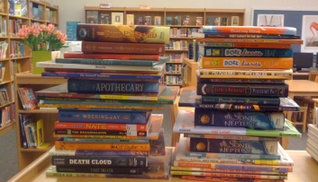 PS 8 library books